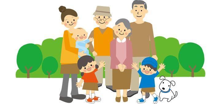 親の生き方が子孫の運命に影響を与える