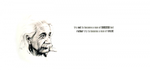 天才と凡才は同格
